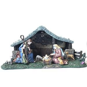 Start of Hope Nativity Collection Hawthorne Villag